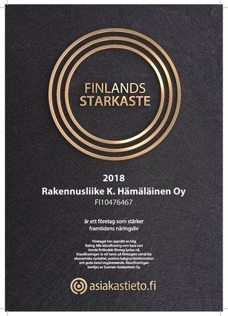 AAA finlands_starkaste
