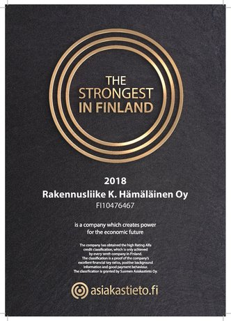AAA strongest_in_finland